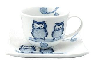 一個奇怪貓頭鷹咖啡 c/s