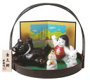 金太郎 相撲(磁器)(陶器/五月人形)