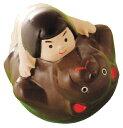 金太郎 起き上がり(陶器/五月人形)