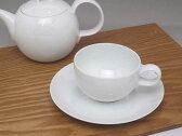 【波佐見焼】 【白山陶器】 【ティーカップ】MAYU まゆティーカップ&ソーサー
