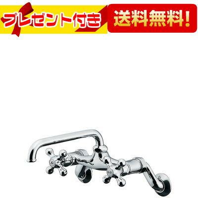 [124-105]KAKUDAI 2ハンドル混合栓 (124105) カクダイ
