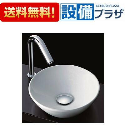 【全品送料無料!】★[L701-TENA12BL-HR711-TL594BP3R]TOTO ベッセル式丸形手洗器(大形)セット 壁排水 自動水栓(単水栓):設備プラザ