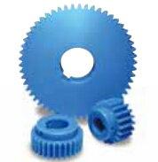 小原歯車工業 KHK PS1.5-48J22 平歯車 歯車 ピニオンギヤ プラスチック PS-J型 軸穴完成品 Jシリーズ モジュール1.5