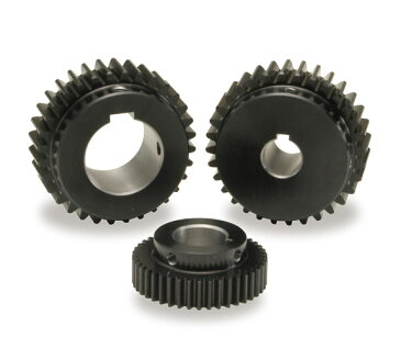 小原歯車工業 KHK SS2.5-29J25 平歯車 歯車 ピニオンギヤ スチール SS-J 軸穴完成品 Jシリーズ モジュール2.5