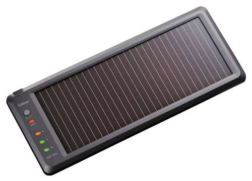 CellSTAR セルスターDC12V専用ソーラーバッテリー充電器SB-700