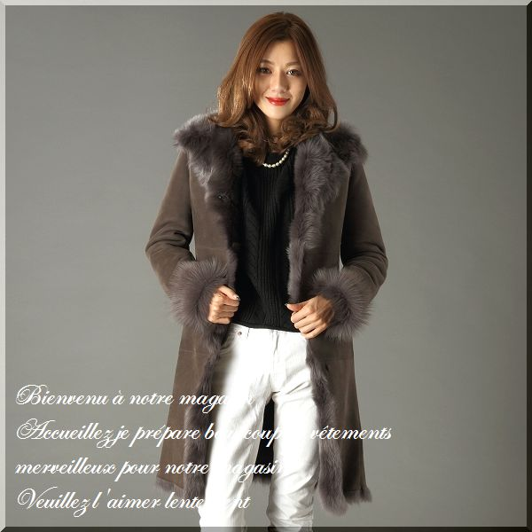 seven-fairy | Rakuten Global Market: Shearling coat Shearling