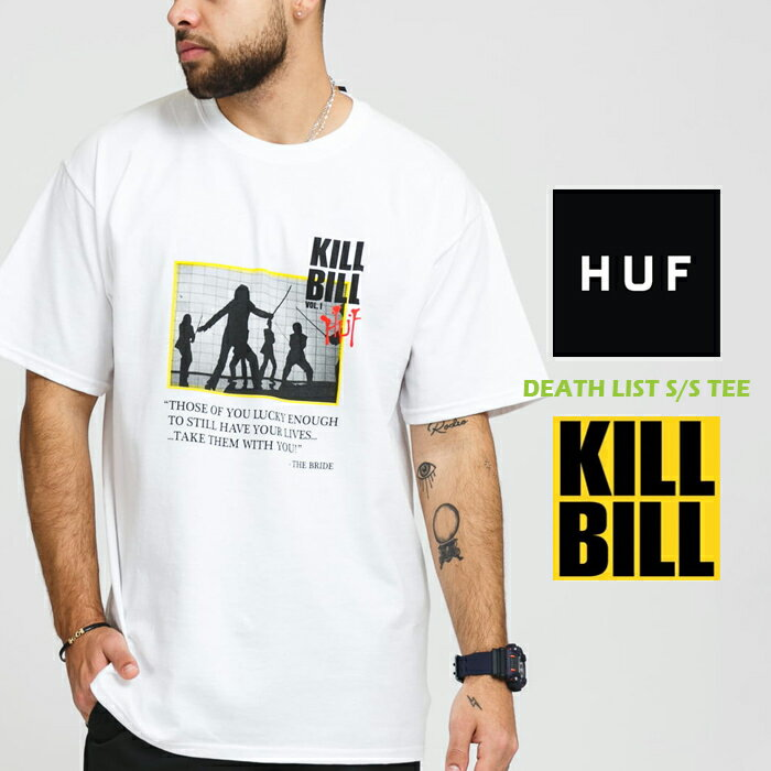 トップス, Tシャツ・カットソー  T HUF DEATH LIST SS TEE TS01535 T SB ZRC