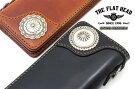 STOCKBURGフラットヘッドFLATHEAD財布レザーウォレットロングウォレット革特注ライダースバイカーズ日本製
