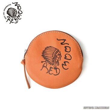 【ポイント10倍&送料無料】レッドムーン REDMOON コインケース 本革 円形 カードケース メンズ レディース 日本製 cc-rmi-l
