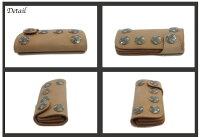 レッドムーンパイロットリバーアーリーハリウッド財布ロングウォレットレザー革限定コンチョバイカーライダース国産送料無料