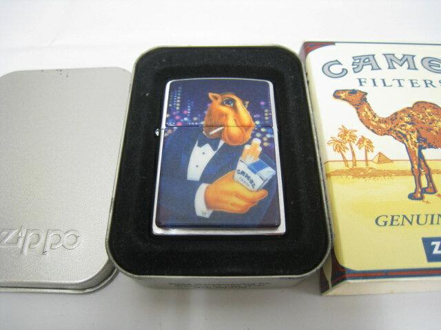 喫煙具, ライター 1997 9 Zippo CAMEL