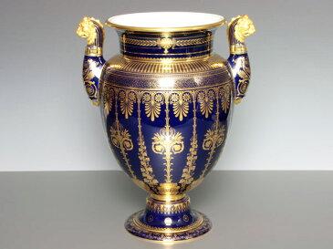 セーブル花瓶 エトルリアセーブルブルー陶磁器直輸入販売【smtb-TD】【saitama】