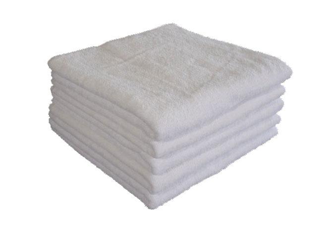 【業務用】1000匁 バスタオル 白 100枚単位:縫製屋さん