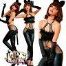 ハロウィン コスプレ ネコ コスプレ ハロウィン 猫 ねこ アニマル コスチューム 女豹 黒猫 キャットウーマン 仮装 衣装 女性