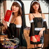ハロウィン コスプレ シスター 女性 コスチューム 衣装 コスプレ衣装 テイストセクシー 大人 通販 仮装衣装 レディース