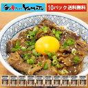 湯煎するだけの簡単調理!牛カルビ丼の素 10食セット! 牛丼