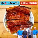 鹿児島で田中さんが無投薬で育てた鰻を炭火焼!特大鰻の蒲焼 1