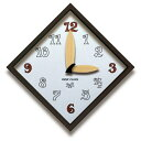 Team Surf Design 5/Surf Clock Dark Brown