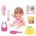 【玩具】パイロットインキ【メルちゃん お人形セット おしょくじ&おせわセット】【包装区分:B/C】