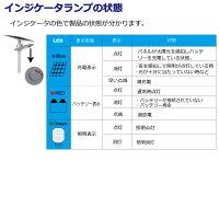 高輝度15W2500-2700LmソーラーLED街路灯照明人感センサーリモコン付きSAILING-5015