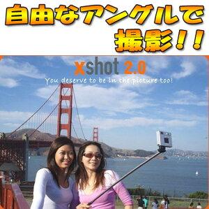 撮る面白さ無限大!★人気のカメラ用エクステンダー/pocket xshotポケットエックスショット(PXS...