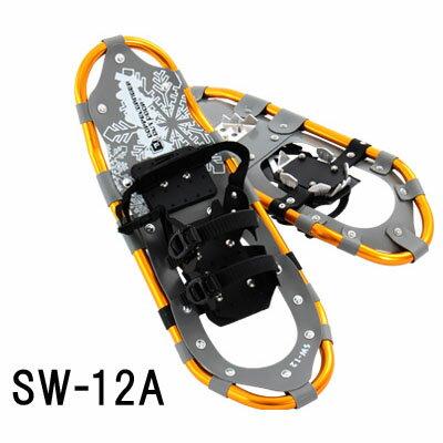 デザイン抜群!★ドッペルギャンガー スノーシュー 西洋かんじき 23インチ(SW-12A/SW-...