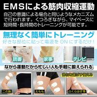 EMSボディーフィットネスMCE-3651