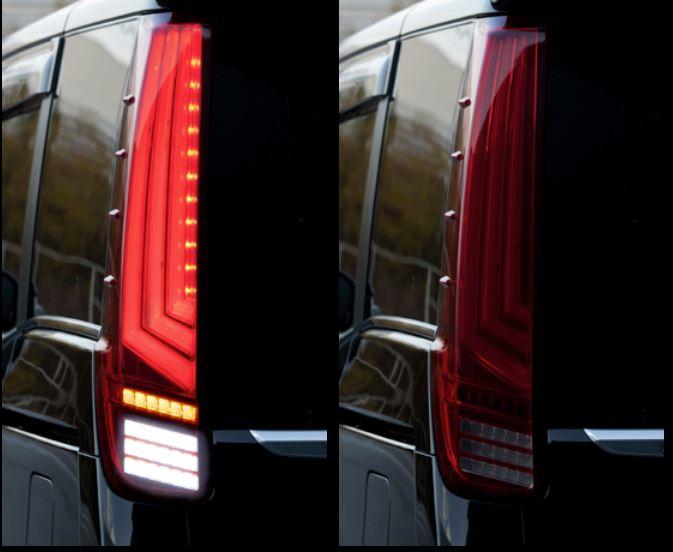 ライト・ランプ, ブレーキ・テールランプ (TOMs) LED ZRR80