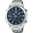 エディフィス メンズ腕時計 ネイビーブルー EQW‐T630JD‐2AJF【12日9:59までポイント10倍】
