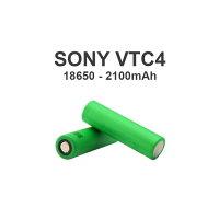 SONYVTC42100mAhIMR18650電子タバコバッテリー充電池MODソニーリチウムイオンバッテリー