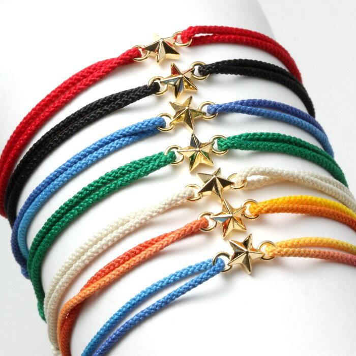 男女兼用アクセサリー, ブレスレット  SWING Tiny Star Code Bracelet Silver GV 7