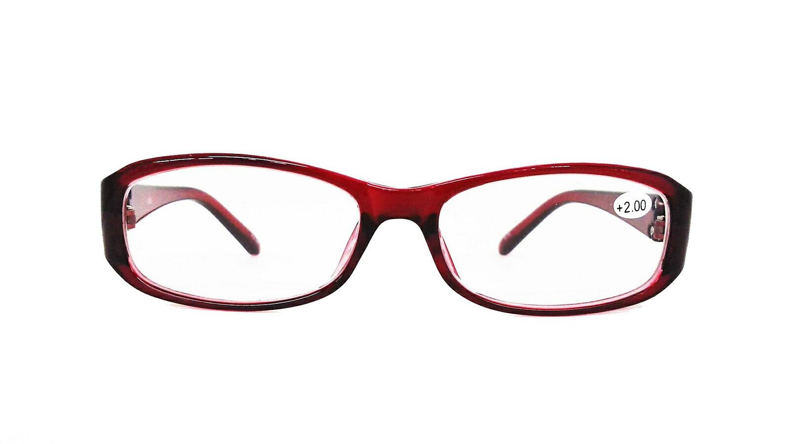 老眼鏡 シニアグラス リーディンググラス 薔薇 ローズ モチーフ  ワンポイント レッド  レディース  おしゃれ 上品 606BU 全国(定形外郵便)