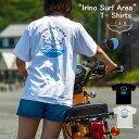 《isa オリジナルプリント Tシャツ / 2019年》IT008【Irino Surf Area Tシャツ】2019年新作isaTシャツ!!