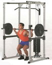 【パワーラック】高重量のバーベルを安全に、効果的に使う器具【パワーラック】 Bodysolid ボ...