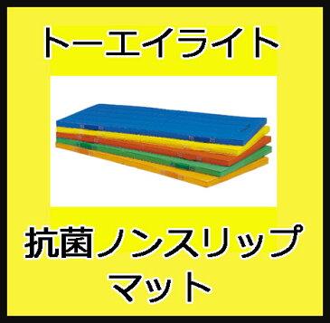 【受注生産品】【エコカラーマット】トーエイライト 抗菌エコノンスリップマット(120x300x5cm) T-2541