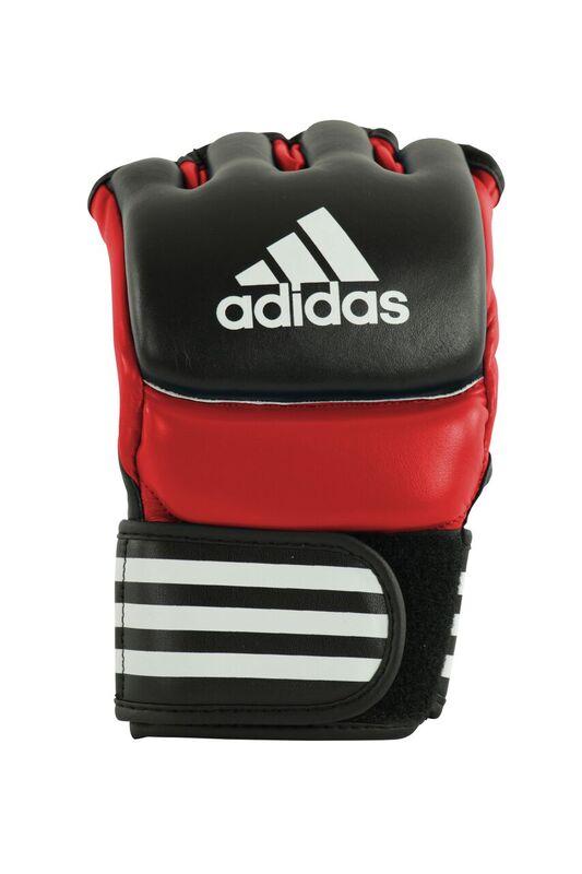 【ポイント10倍!9/7(木)1:59迄】【オープンフィンガーグローブ】ADIDAS Ultimate Fight Glove オープンフィンガーグローブ ADICSG041