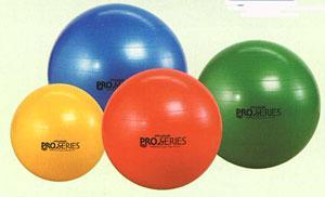 【ポイント10倍!9/7(木)1:59迄】【バランスボール】セラバンド SDSエクササイズボール(直径45cm、色:イエロー) SDS-45
