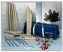 スポーツ&アウトドア通販専門店ランキング16位 【お取寄せ商品】サンラッキー・ゲートボール10人用セット SGーB