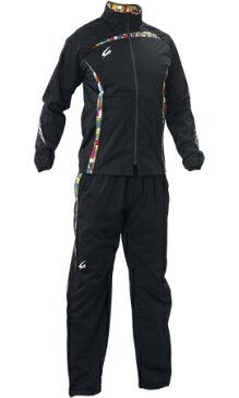 【減量着 大きいサイズ】クレーマージャパン NEWサーキュレーションスーツ (カラー:ブラック、上下セット、ポケット付き、サイズ:4L〜6L) E734E783|クレーマー ダイエット 減量 上下セット 発汗 男女兼用 ランニング シェイプアップ スリム 大きいサイズ