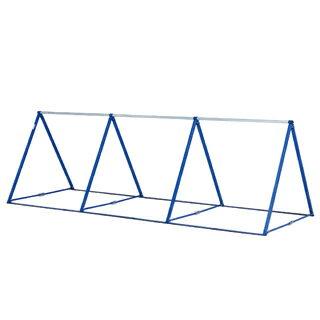 【受注生産品】【鉄棒】トーエイライト 三角鉄棒3 T-1965