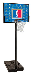 【バスケットゴール】【バスケットゴール】SPALDING バスケットゴール NBA TEAM SERIES 63501CN