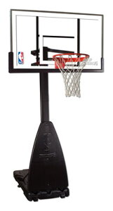 【バスケットゴール】【バスケットゴール】SPALDING バスケットゴール PLATINUM PORTABLE 6...