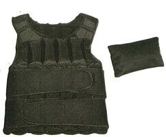 【ウエイトジャケット】ハタハイパワーウエイトベスト(20kg)GWV2222