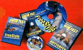 SWIM FAST 水泳トレーニング用DVD