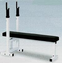 ベンチプレス50kgセット(ラバープレート)(初級者用筋トレセット)