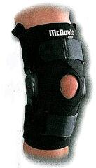 【送料無料】【McDavid(マクダビッド) サポーター】膝サポーター,膝関節の横ブレと不安定感をが...
