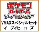 ポケモンカードゲーム ソード&シールド VMAXスペシャルセット 5月末以降入荷次第順次発送します