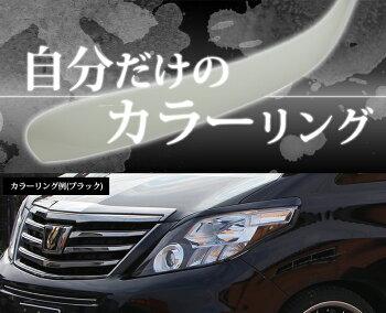 TOYOTA20系アルファード専用アイライン未塗装_イメージ