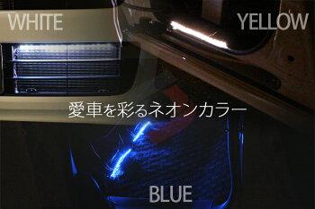 超極細5mm幅側面発光LEDテープ60cmヘッドライトや室内インテリアに!!全4色(ホワイト/レッド/イエロー/ブルー)ハサミで切れる長さ調節可能!!防水仕様smd【レビュー記載で送料無料】