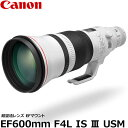 Canon EF600mm F4L IS III USM